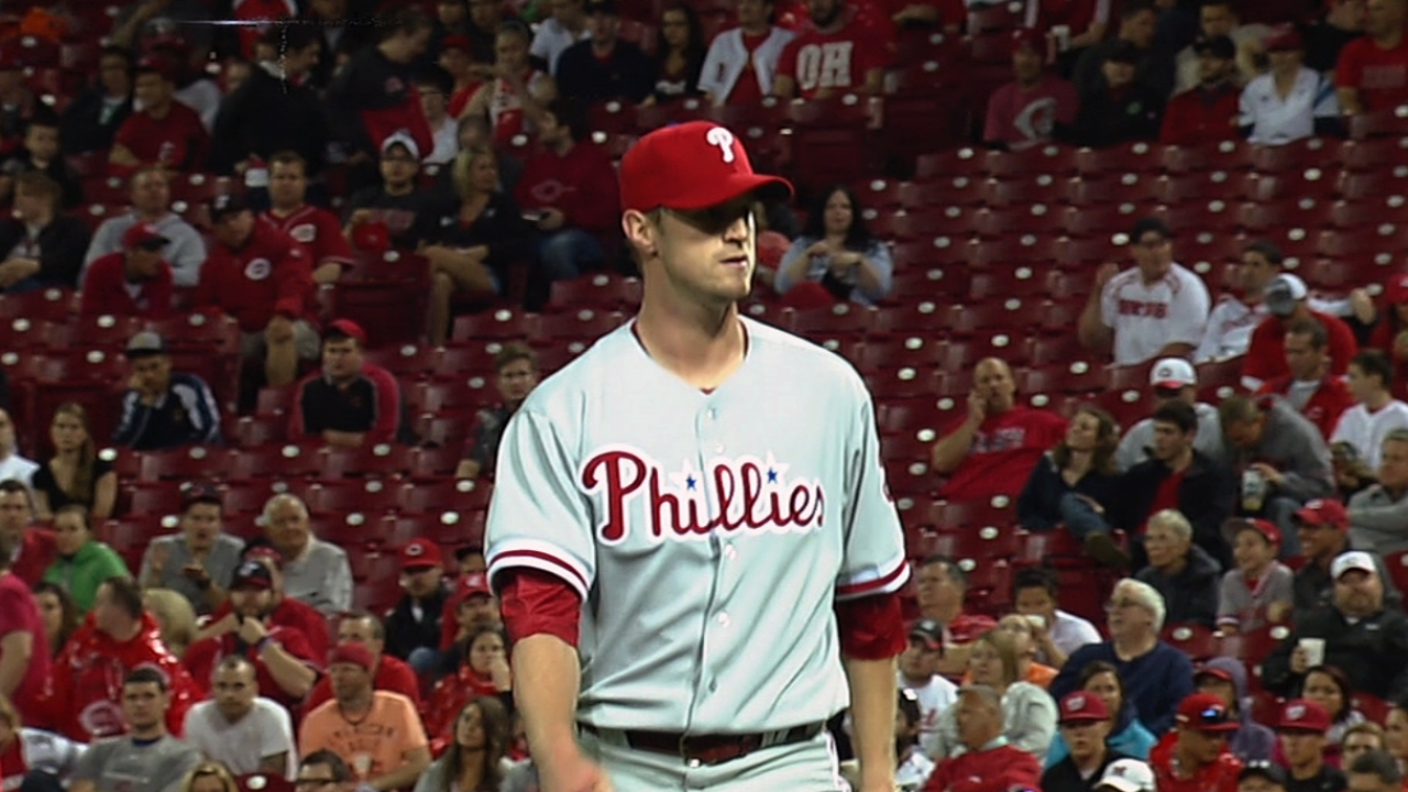 Kendrick continues quality run for Phils starters