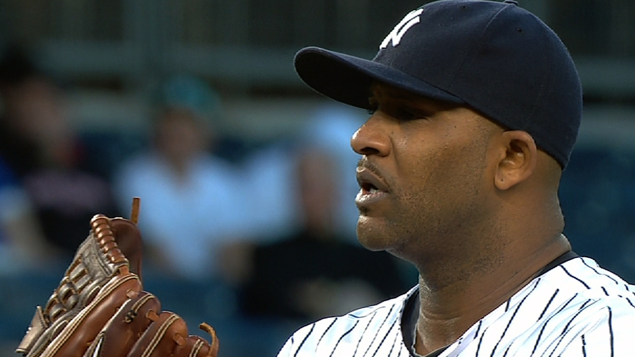 Sabathia relies on guile to get job done