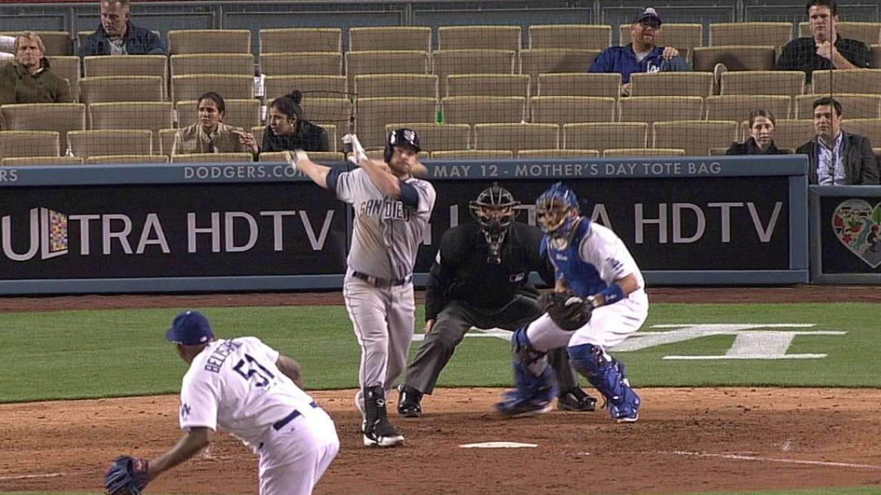 Headley gets season under way in LA