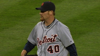 Leyland: Coke still big part of Tigers' bullpen