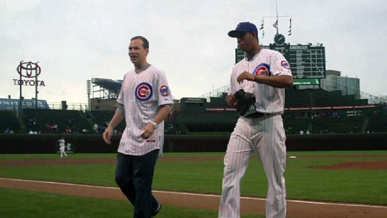 Cubs prepared for long homestand