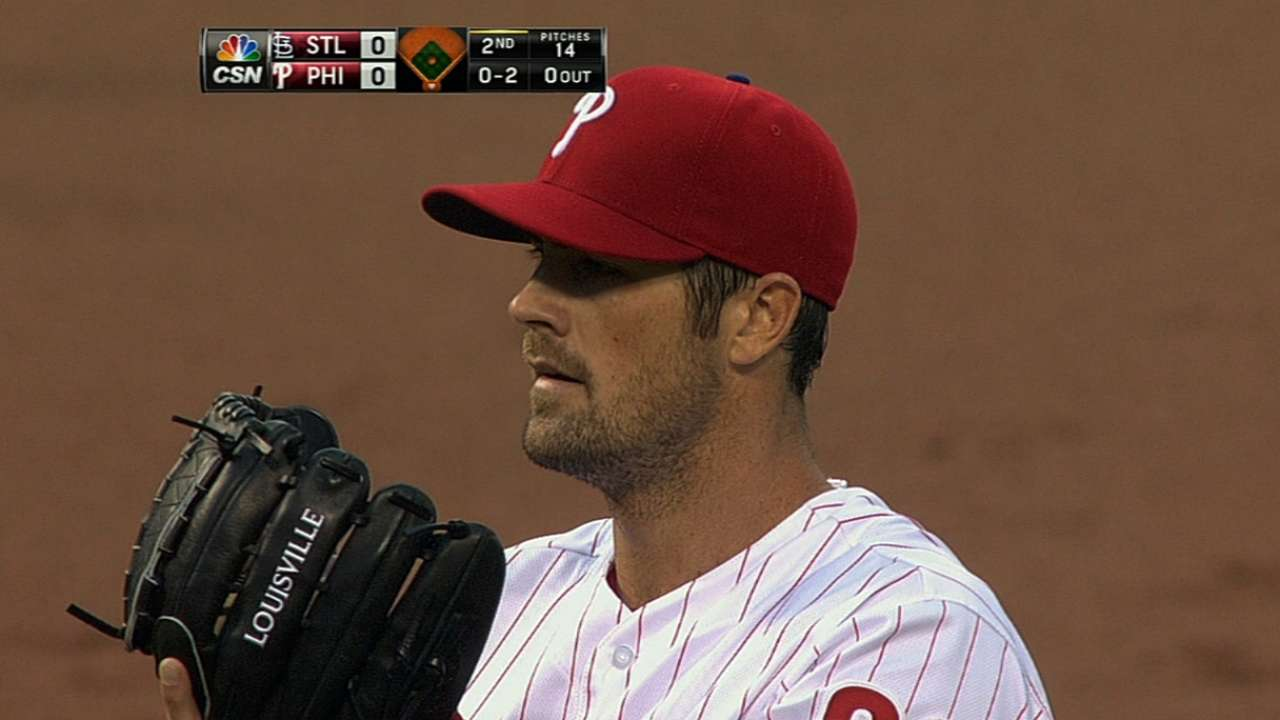 Award nomination motivates Hamels to give more