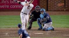 Wieters' walk-off grand slam lifts O's in 10th