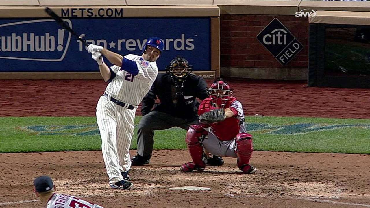 Collins decides to keep Duda in No. 6 hole