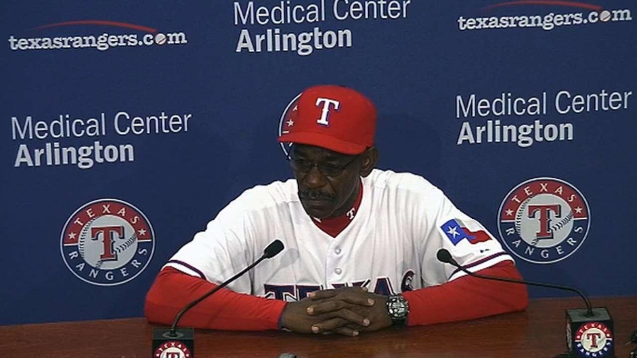 Big inning more than enough for stellar Darvish