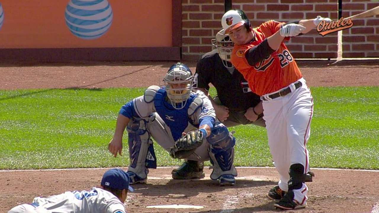 Faith in Pearce paying off for Showalter