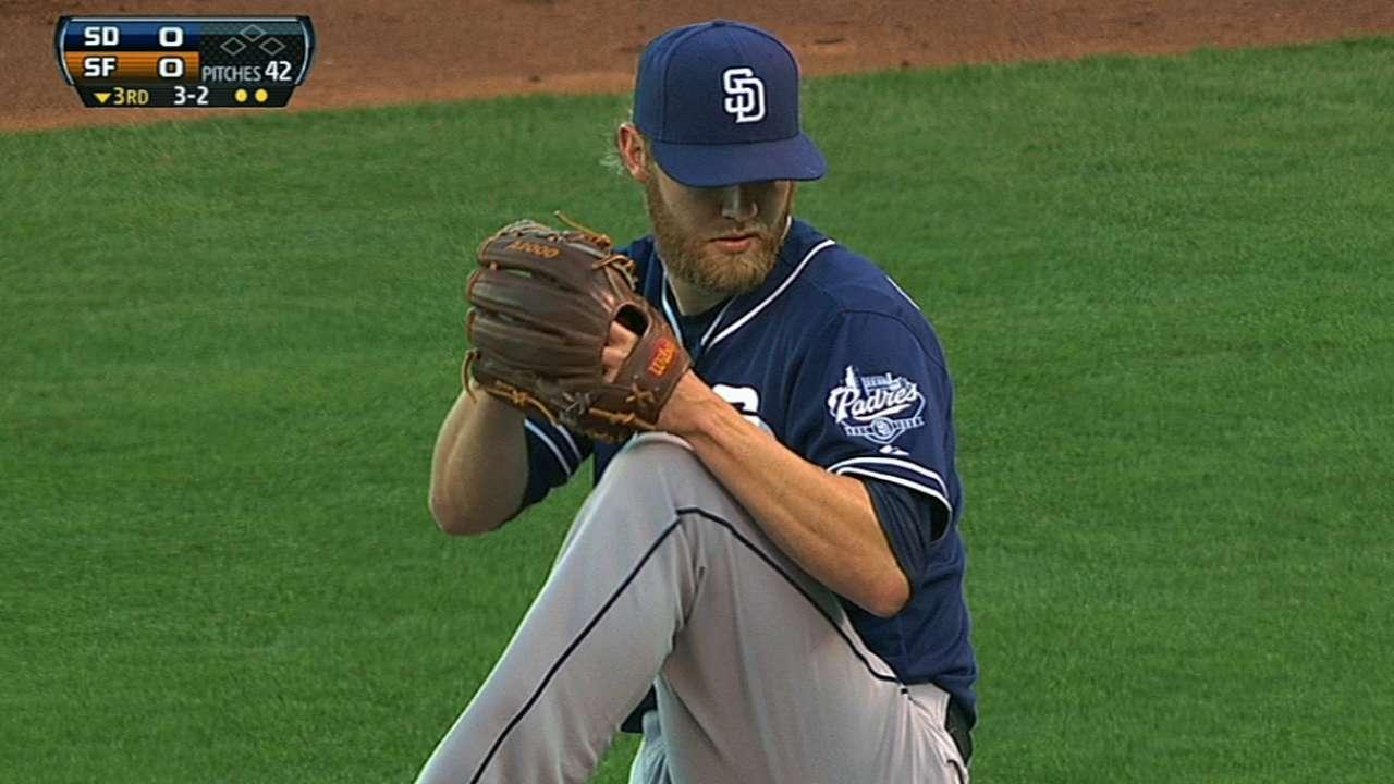 Cashner's effort foiled by Padres' cold bats