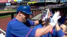 Buck, bullpen back Gee as Mets win a close one
