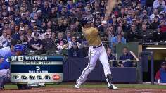 Braun's blast lifts Brewers to seventh straight win