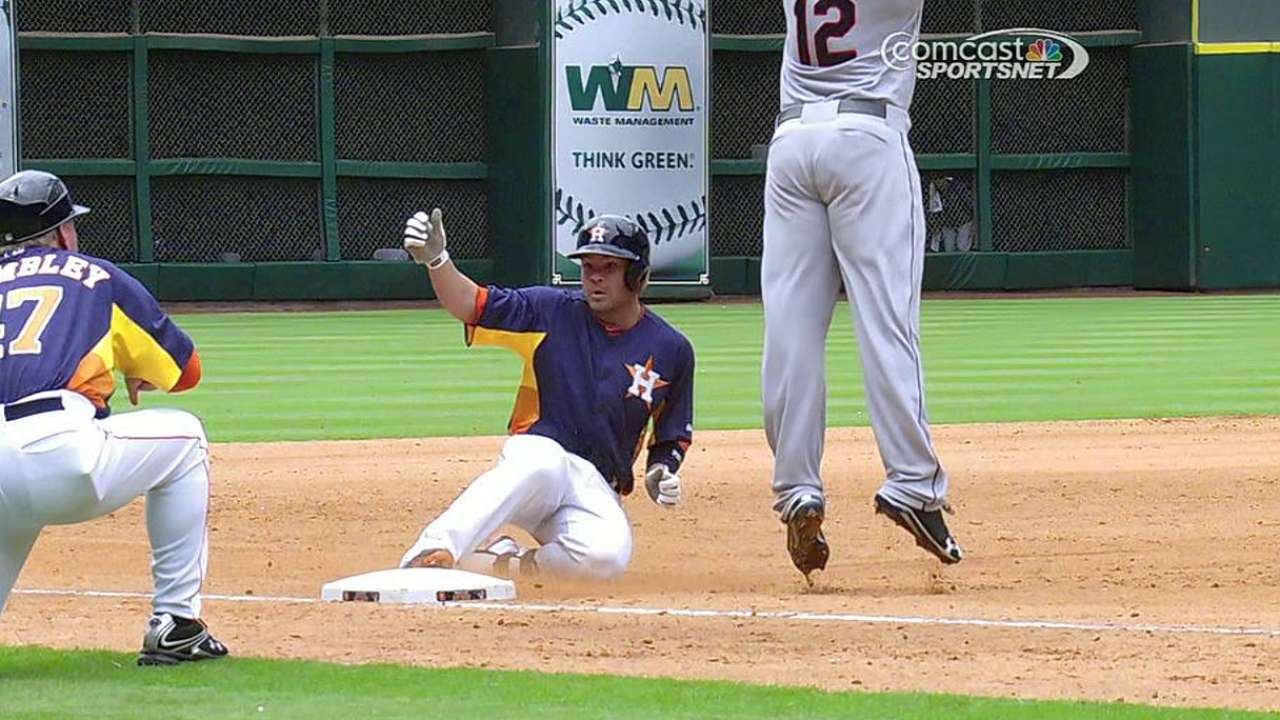 Now in AL, Astros seek All-Star consideration
