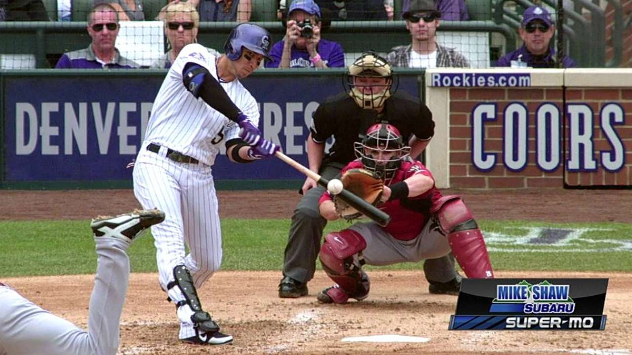 CarGo challenging himself to be more patient vs. D-backs