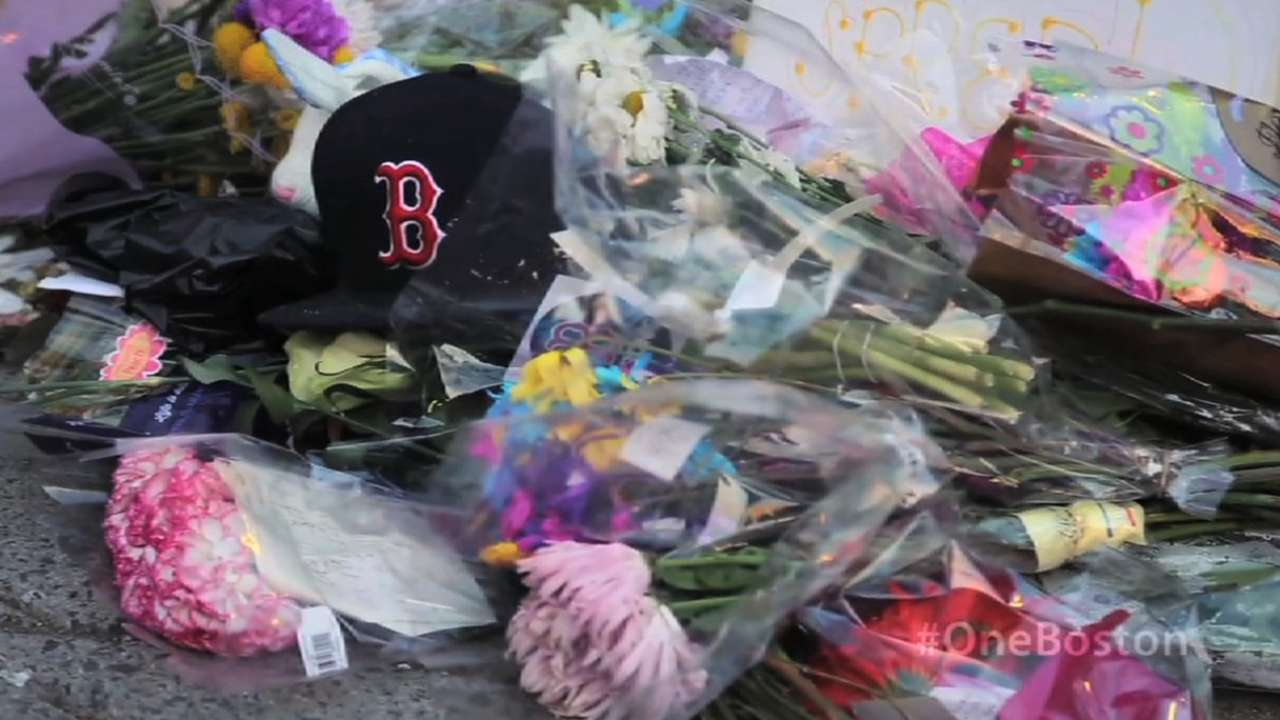 Brothers' charity video captures One Boston