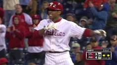 Phillies break through in eighth to dispatch Cardinals
