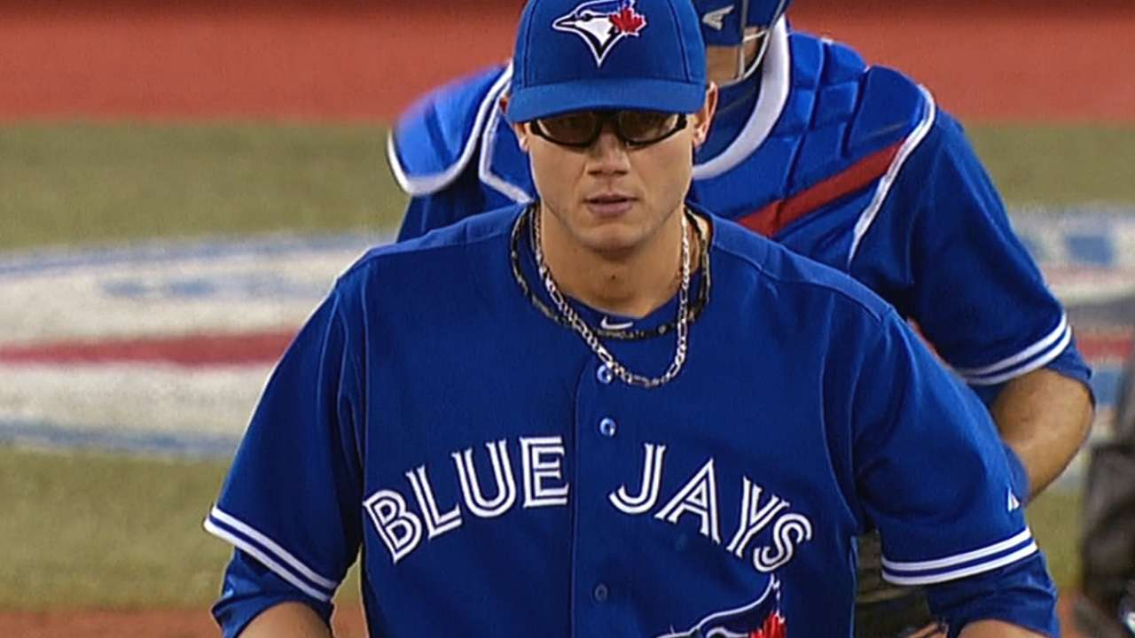 Blue Jays reliever Cecil has impressed Gibbons