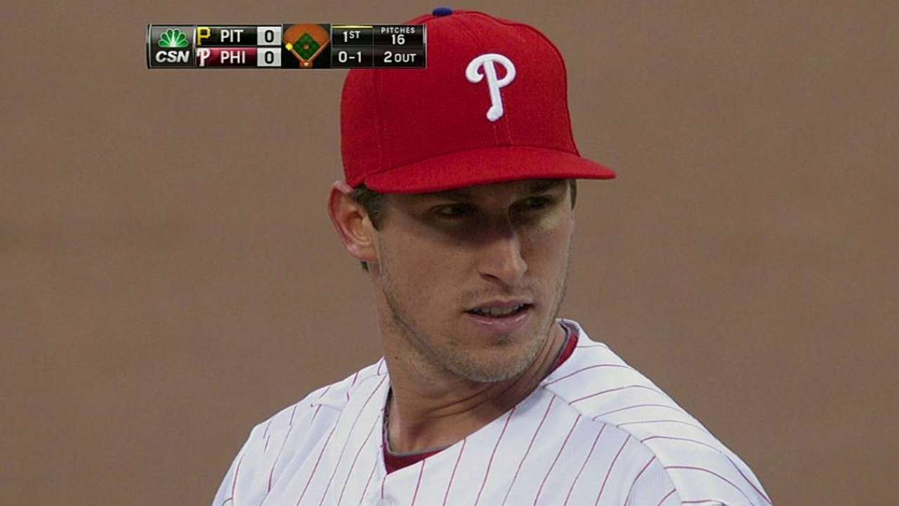 Pettibone's father also pitched for Manuel