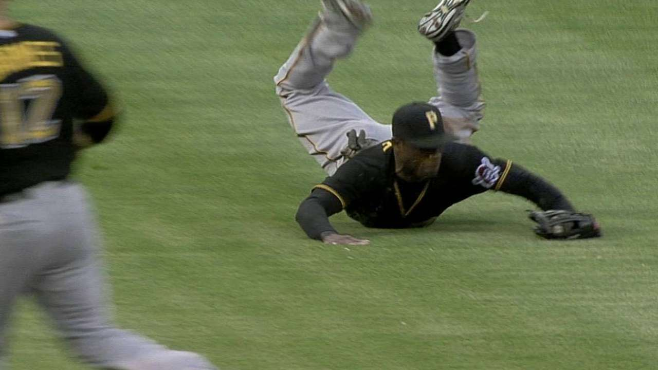 First-year Marte among Bucs on All-Star ballot