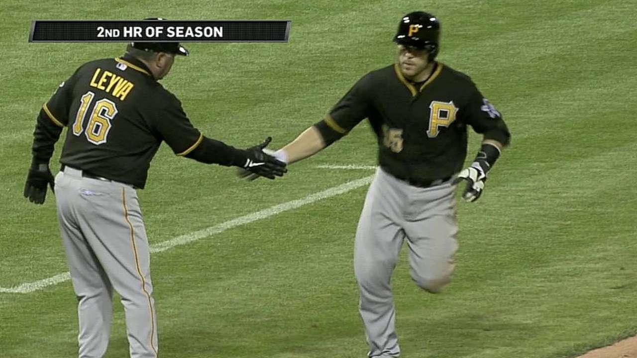Two homers, Burnett's effort not enough in tight loss