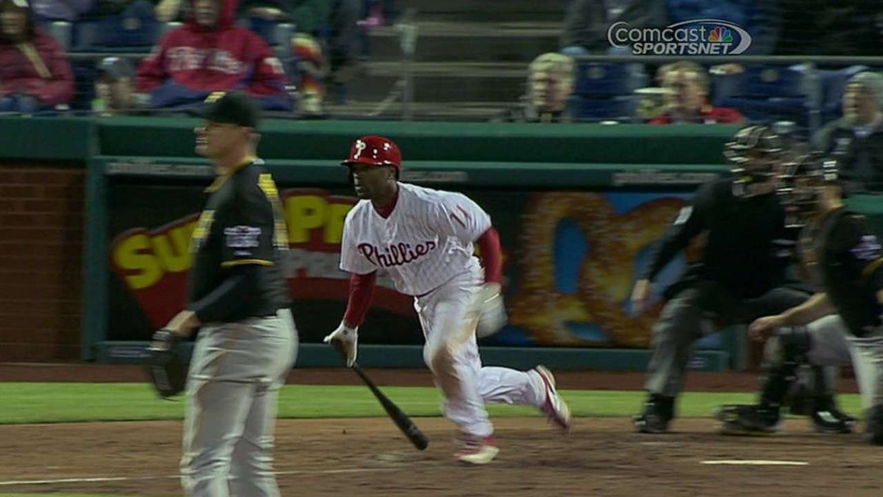 Rollins says Phillies' run far from done
