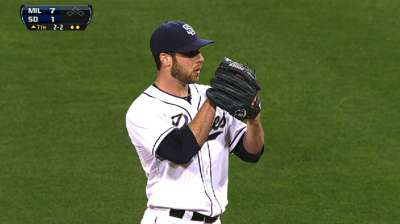 Padres send Bass to Astros in Rule 5 deal