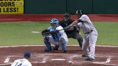 Ichiro's hit off Rodney closes the door on Rays