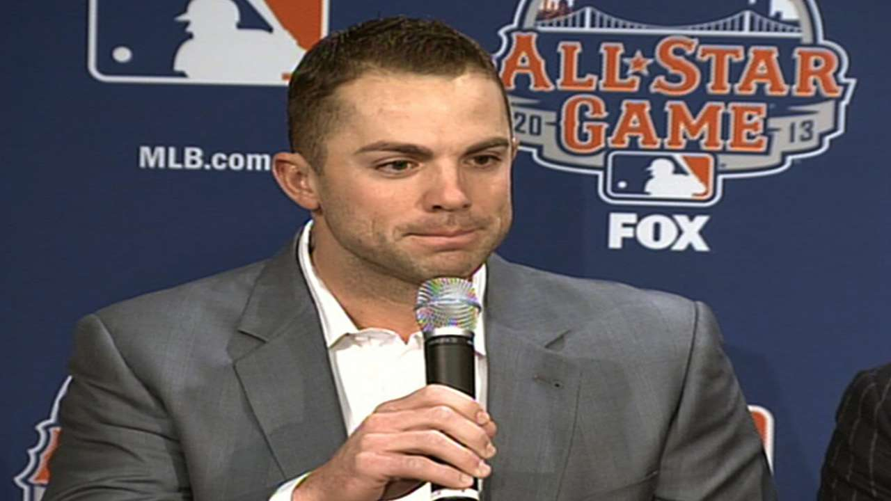 Wright, Mets unveil All-Star Week activities