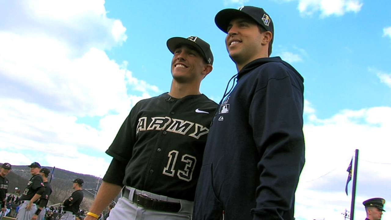 Army baseball a brotherhood, but duty comes first