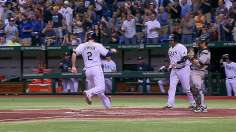 Backed by key hits, Cobb upstages Pettitte