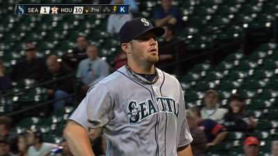 Beavan poised to prove his ability to Mariners