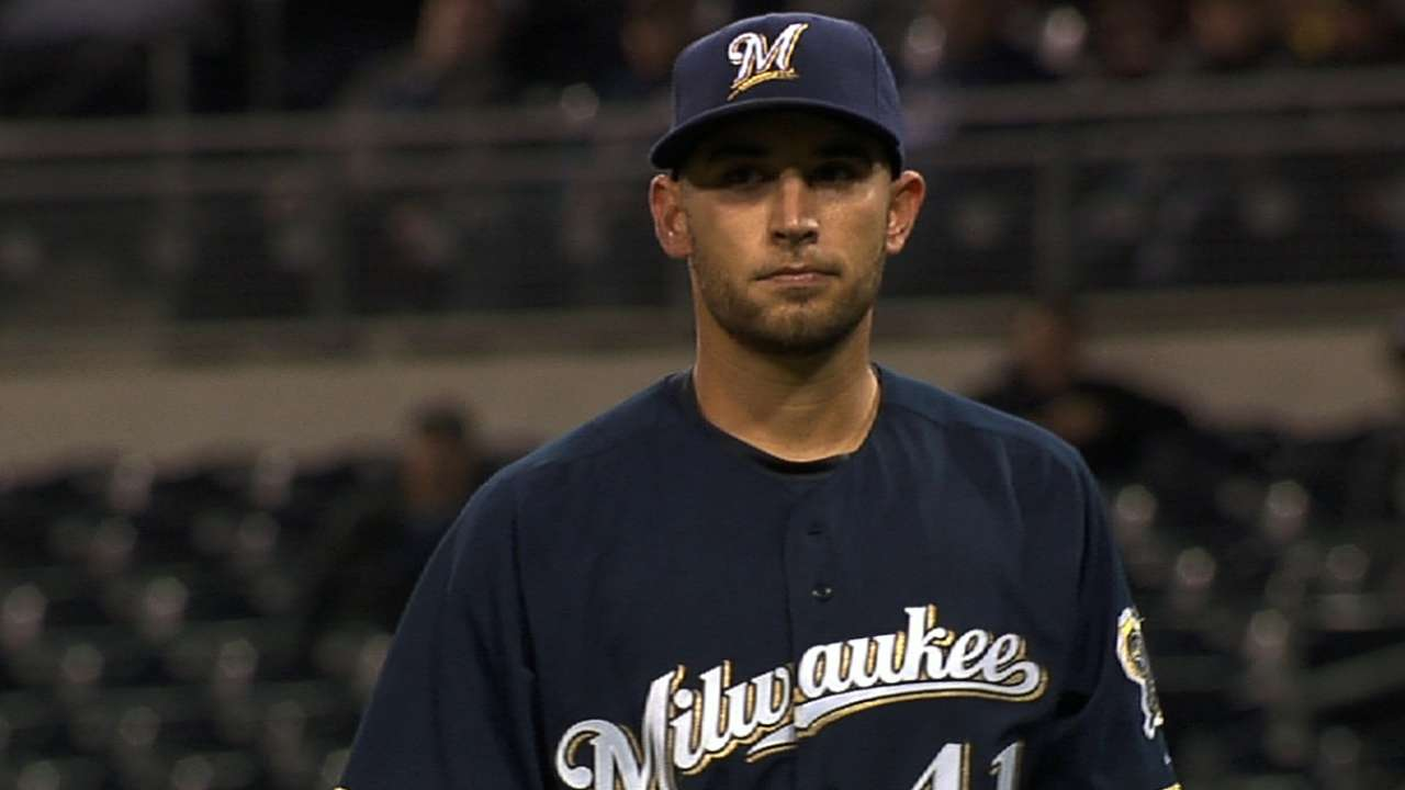 Estrada starts Monday as Crew aligns rotation