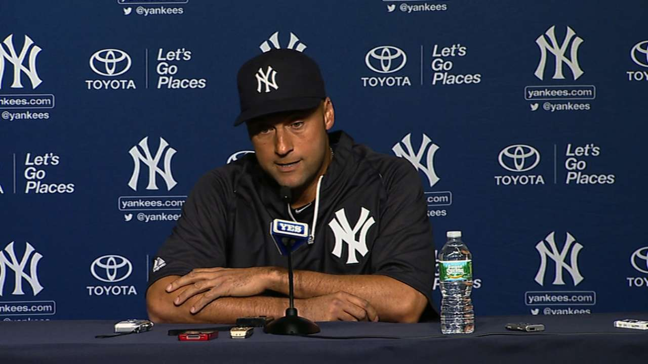 Jeter has no doubt that he'll be back this season