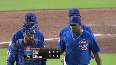 Citing distraction, decline, Cubs designate Marmol