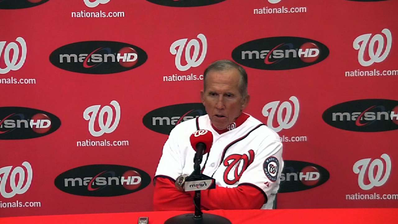 No reason to jump off Nats' bandwagon despite April