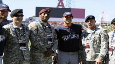 MLB announces winners of 'Tribute for Heroes' campaign