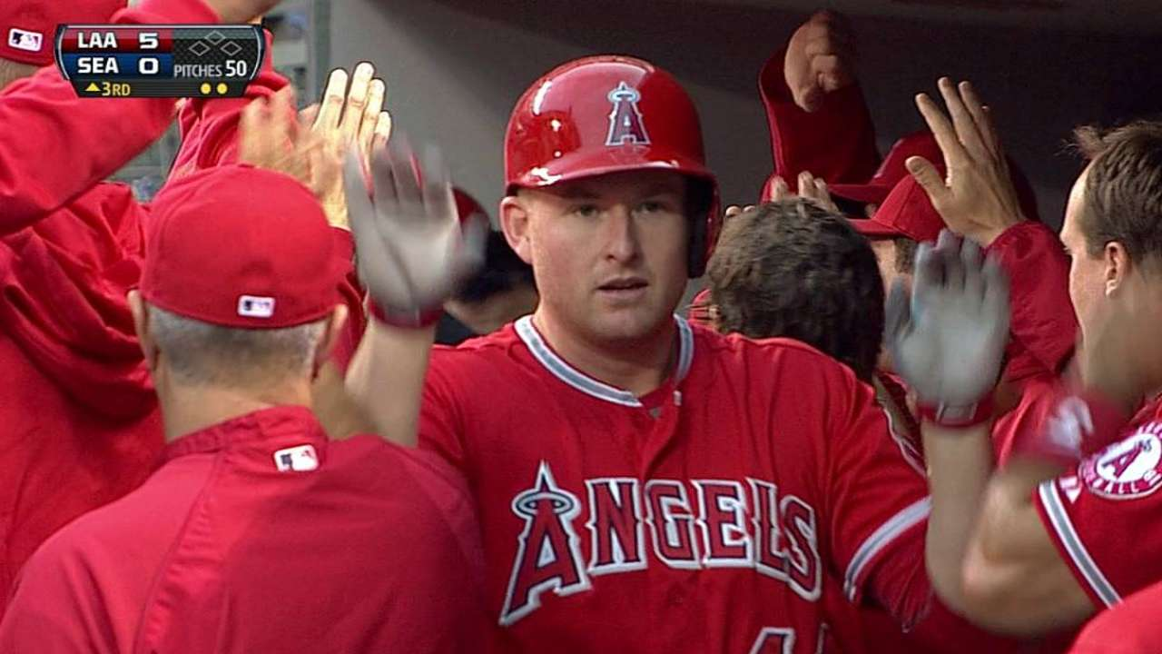AL West's new look could benefit Trumbo