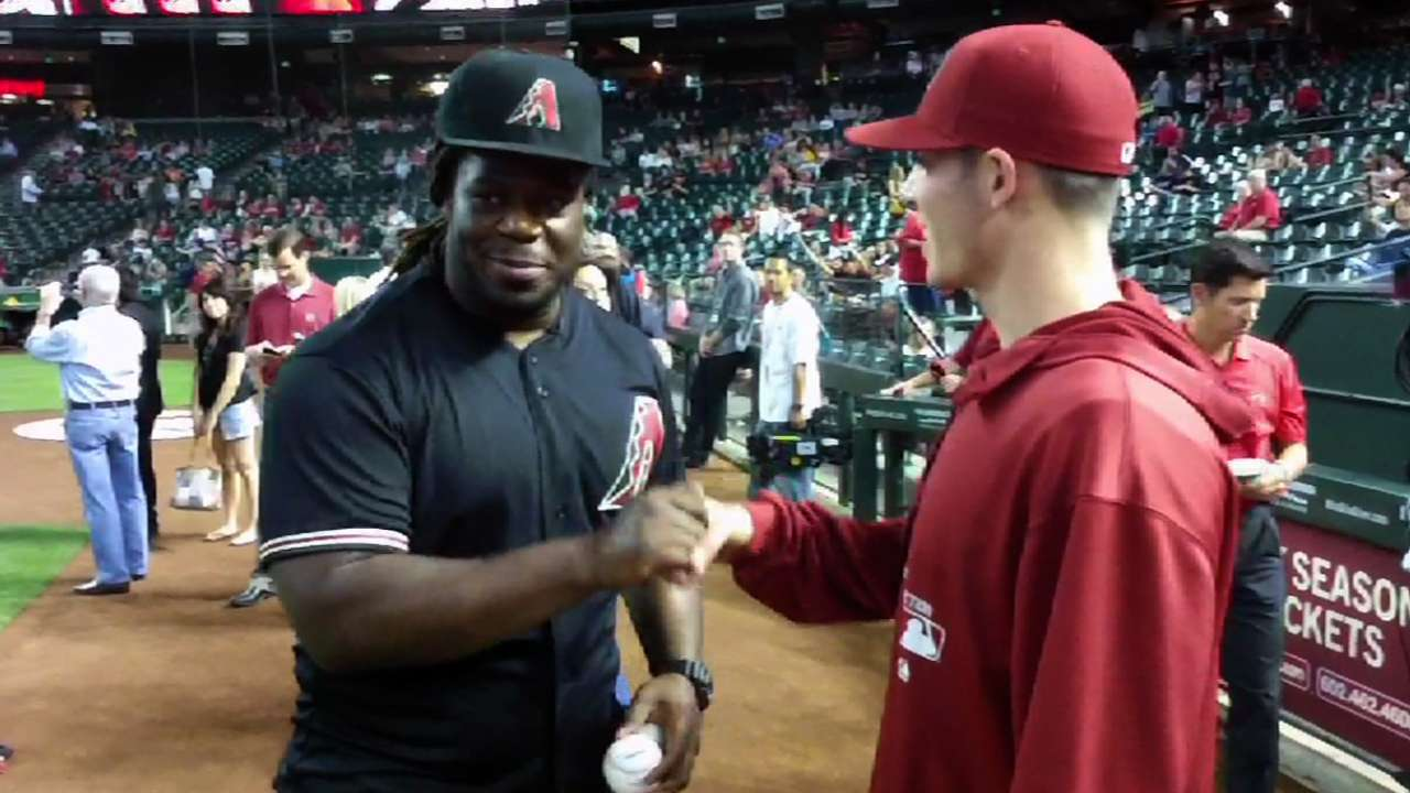 D-backs host Cards' top pick, country duo