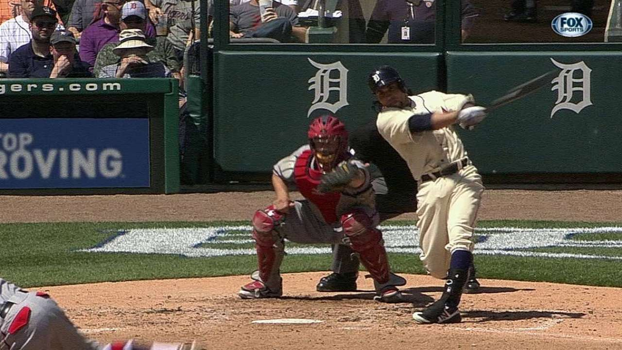 Porcello gets redemption as Tigers roll behind homers