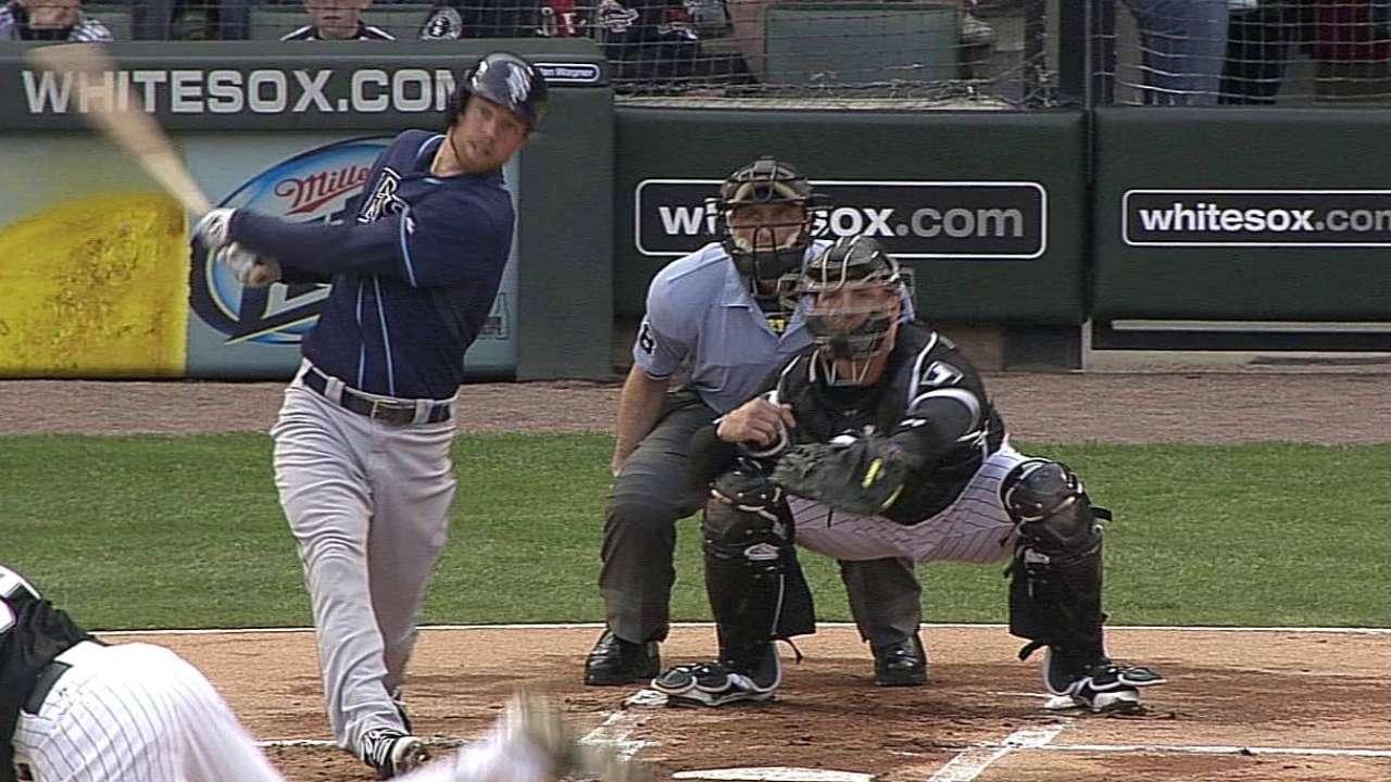 Moore llega a 5 triunfos, Rays vencen a White Sox