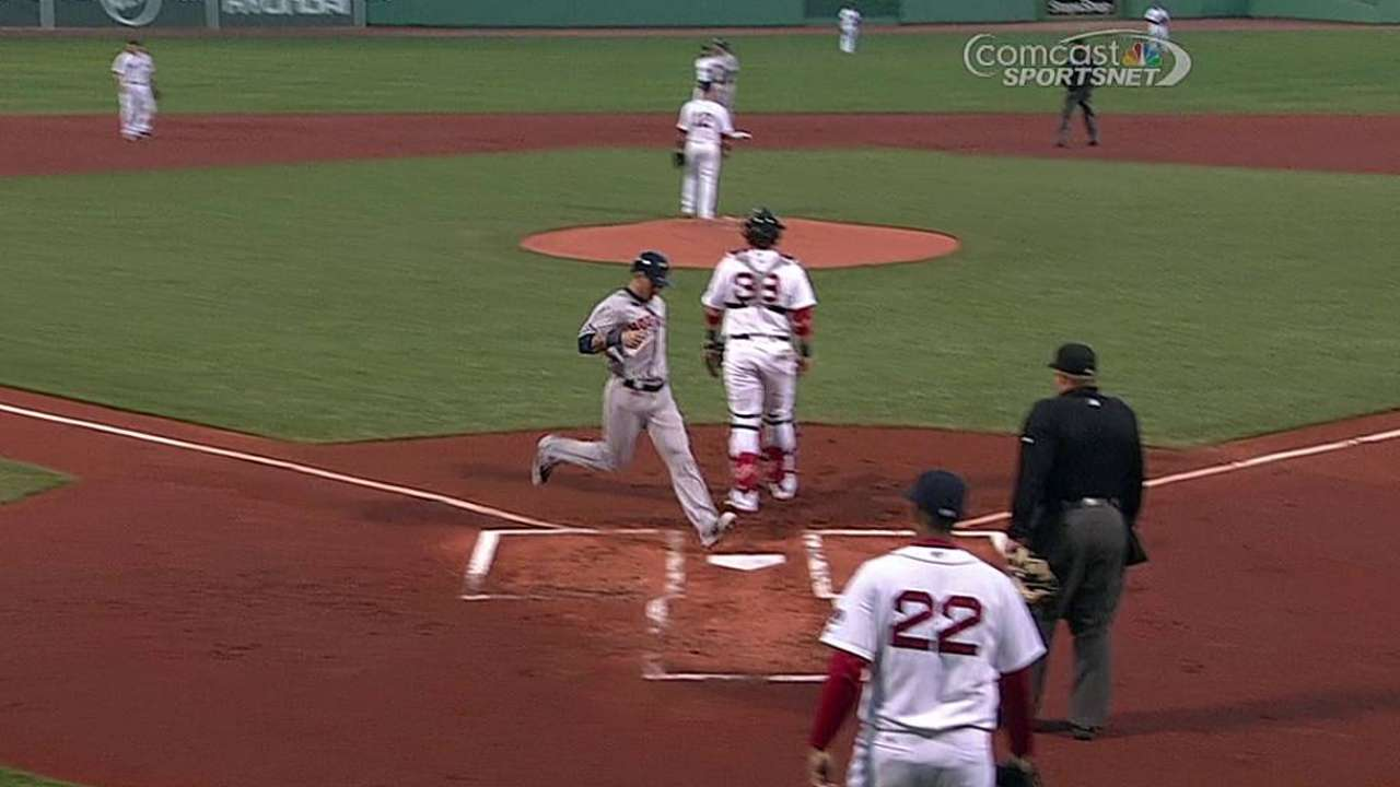 Staked to early lead, Peacock unravels vs. Sox