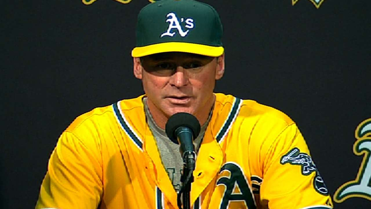 Besides Donaldson, A's lack timely hitting in loss