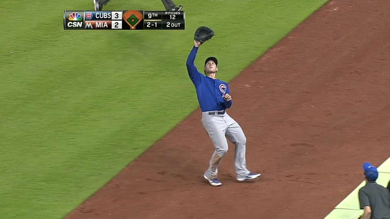Cubs enjoying first winning streak of season