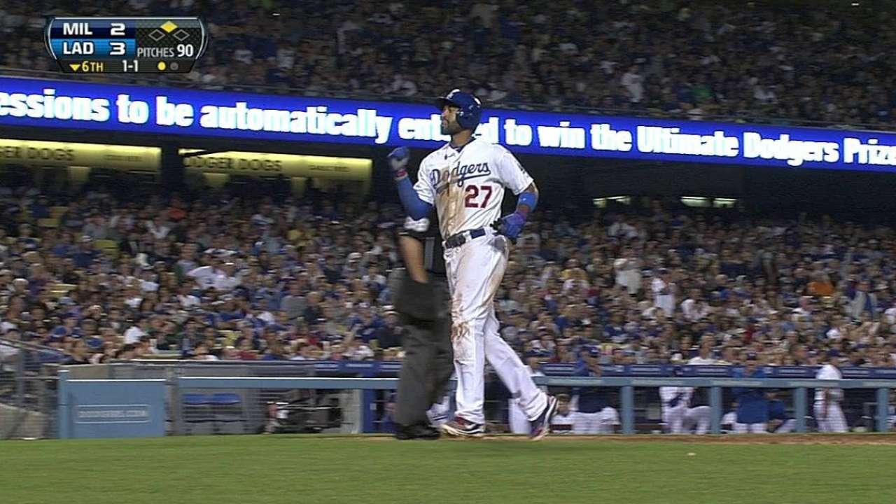 Magill tuvo buen debut, pero Dodgers perdieron