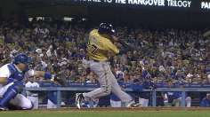 Gomez finds redemption with key homer for Crew