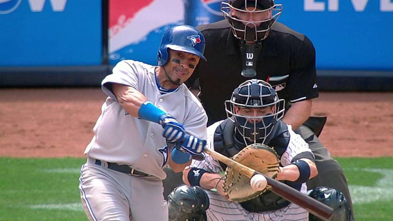 Blue Jays can't end road trip on winning note