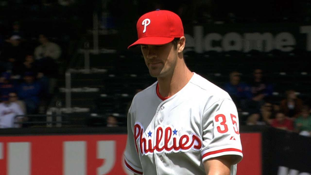 Clock ticking for Phillies' veteran core