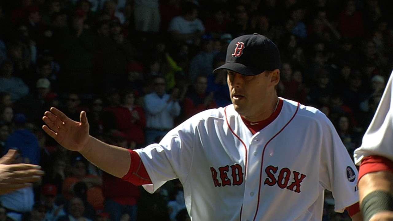 Red Sox restoring order in Power Rankings