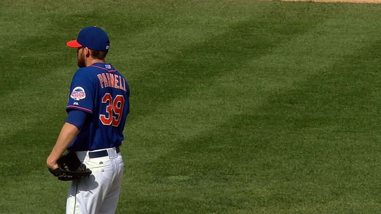 Mets in search of relief from their bullpen