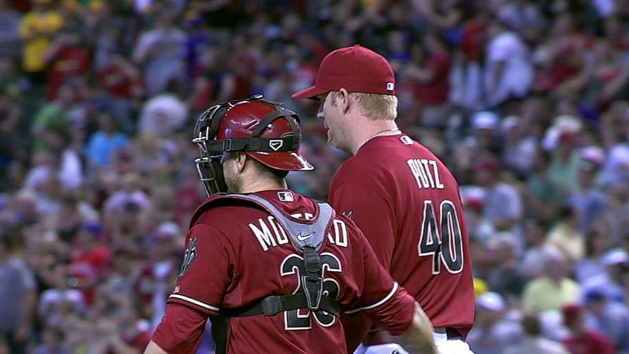 D-backs aim to get Putz on track -- as closer