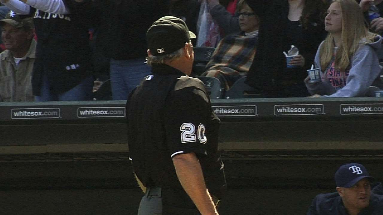 Three Rays pitchers, umpire fined by MLB