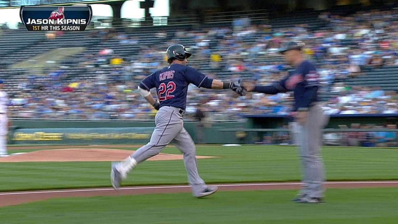 Kipnis slowly regaining his form offensively