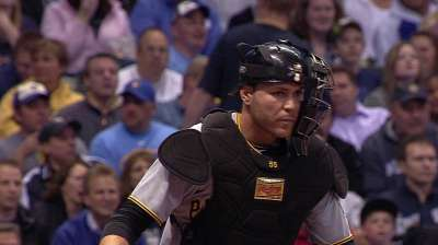 Pirates hope Martin can thwart run game in return